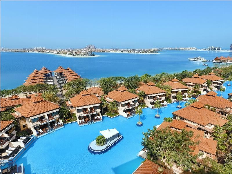Dubai Anantara The Palm Resort: