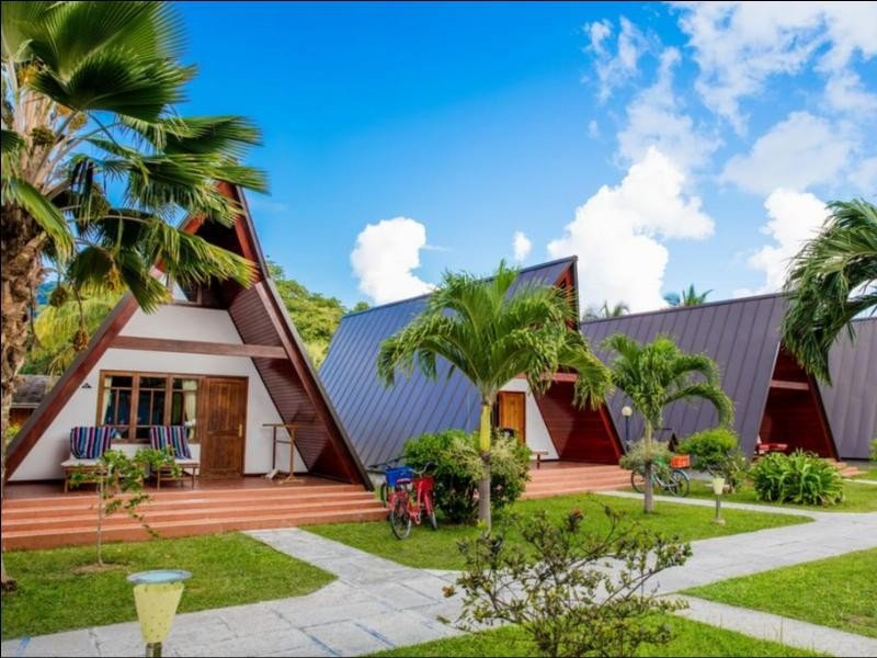 SEYCHELLES - La Digue Island Lodge